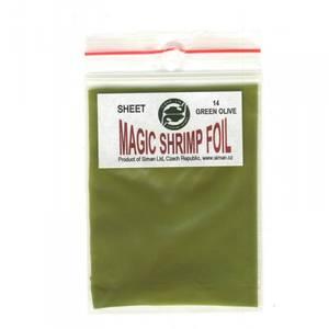 Bilde av Magic Shrimp Foil Sheet 14 green olive