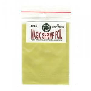 Bilde av Magic Shrimp Foil Sheet 22 light green