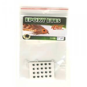 Bilde av Epoxy Eyes 3,6mm 01 holographic silver