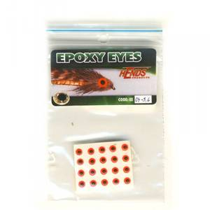 Bilde av Epoxy Eyes 3,6mm 04 fluo orange