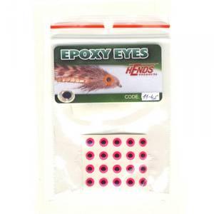 Bilde av Epoxy Eyes 4,5mm 11 pink