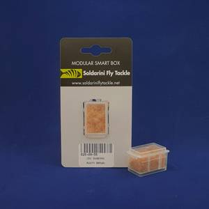 Bilde av Smart Box CDC Dubbing 55 rusty brown
