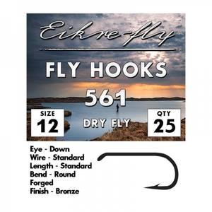 Bilde av 561 Dry Fly #12