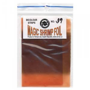 Bilde av Magic Shrimp Foil Bicolor 39 orange / brown